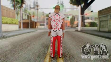 WWE HBK 2 for GTA San Andreas third screenshot