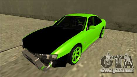 Nissan Silvia S14 Drift for GTA San Andreas