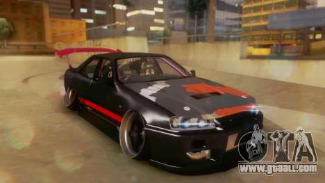 Nissan Skyline GT-R R34 Hella for GTA San Andreas