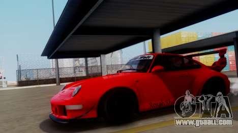 Porsche 993 GT2 RWB Rough Rhythm for GTA San Andreas