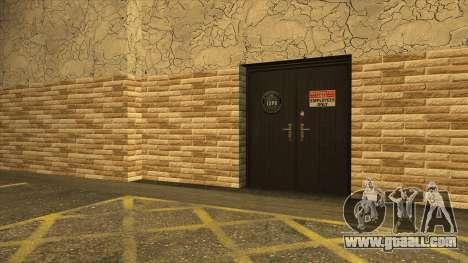 LSPD, All Saints Hospital & Skyscrapers 2016 for GTA San Andreas fifth screenshot
