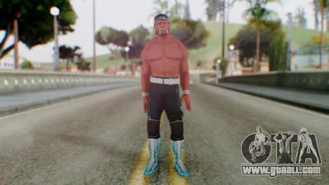 Holy Hulk Hogan for GTA San Andreas second screenshot