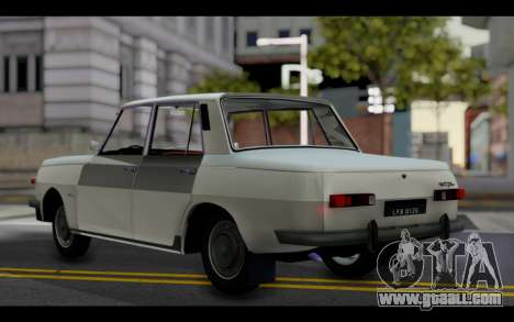 Wartburg 353 for GTA San Andreas left view