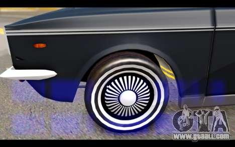 Peykan 1347 Classic for GTA San Andreas right view