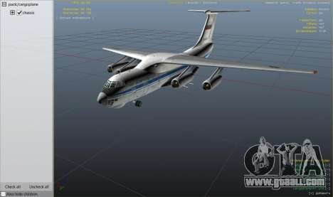 GTA 5 The IL-76 v1.1 ninth screenshot