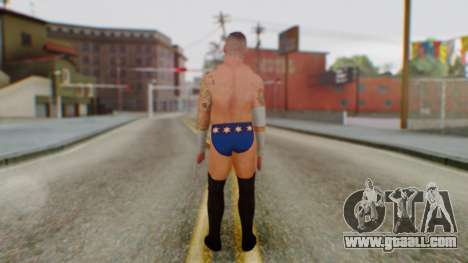 CM Punk 2 for GTA San Andreas third screenshot