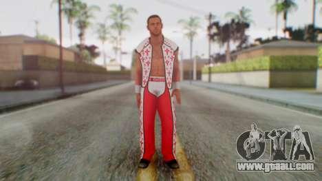 WWE HBK 2 for GTA San Andreas second screenshot