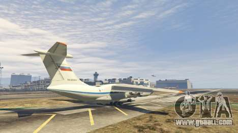GTA 5 The IL-76 v1.1 third screenshot