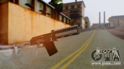 GTA 5 Heavy Shotgun - Misterix 4 Weapons for GTA San Andreas
