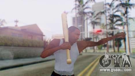 Vice City Baseball Bat for GTA San Andreas third screenshot