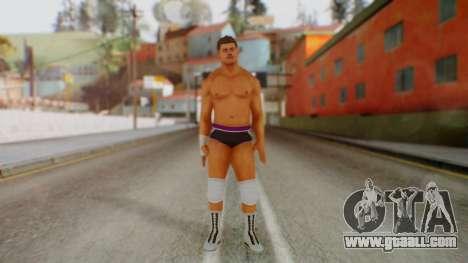 Cody Rhose for GTA San Andreas second screenshot