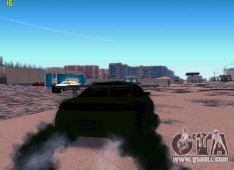 Fast ENB V.31 for GTA San Andreas second screenshot