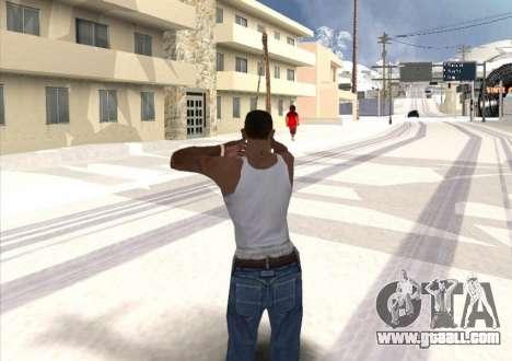 Archery for GTA San Andreas third screenshot
