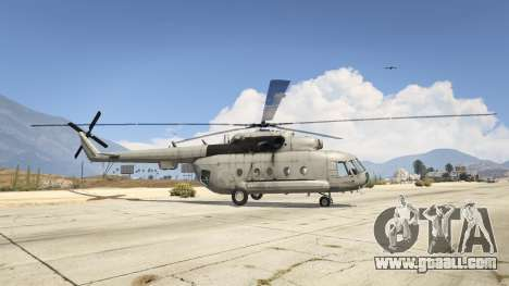 GTA 5 Mi-8 second screenshot