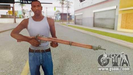 Arma OA Lee Enfield for GTA San Andreas third screenshot