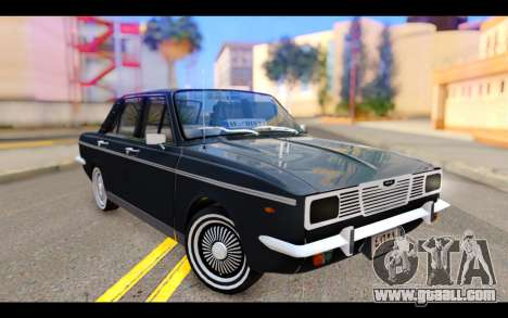 Peykan 1347 Classic for GTA San Andreas