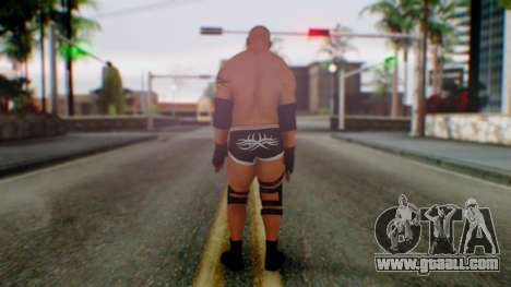 Goldberg for GTA San Andreas third screenshot