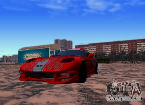 Fast ENB V.31 for GTA San Andreas
