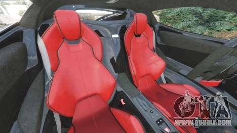 GTA 5 Ferrari LaFerrari 2015 v1.2 right side view