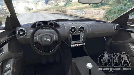 Jaguar F-Type 2014 for GTA 5