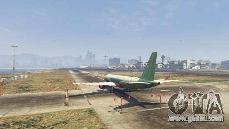 Embraer 195 Wind for GTA 5