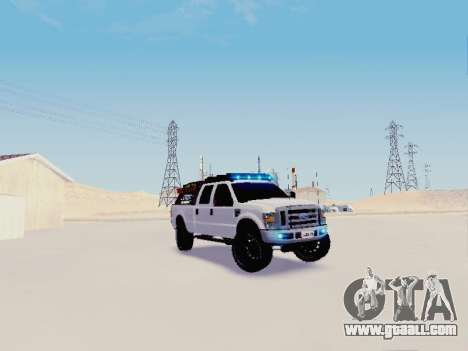Ford F-250 Full Off-Road for GTA San Andreas