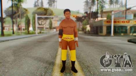 Darren Young for GTA San Andreas second screenshot