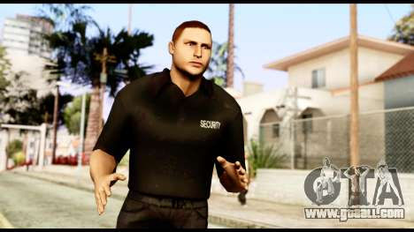 WWE SEC 2 for GTA San Andreas