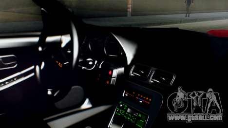 Nissan 240SX Drift v2 for GTA San Andreas right view