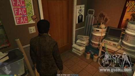 Open All Interiors v4 for GTA 5