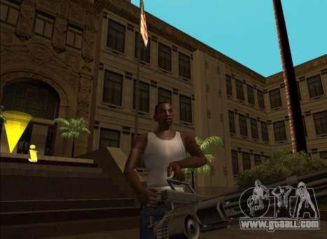 Save Guns v1.0 for GTA San Andreas second screenshot
