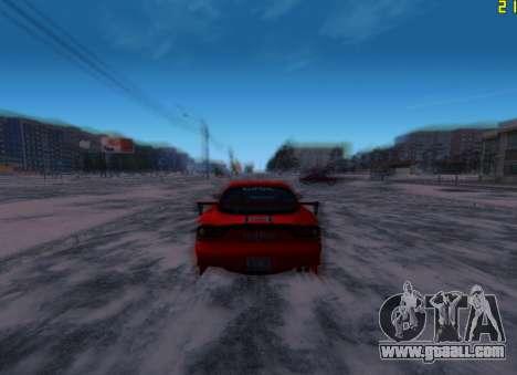 Fast ENB V.31 for GTA San Andreas third screenshot