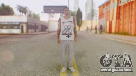 New Cesar HD for GTA San Andreas second screenshot