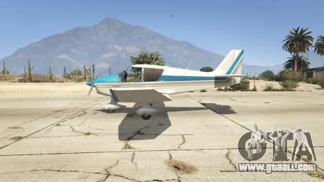 GTA 5 Robin DR-400 second screenshot