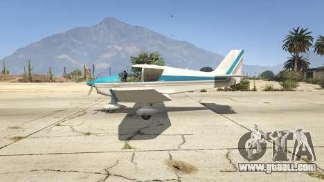 Robin DR-400 for GTA 5