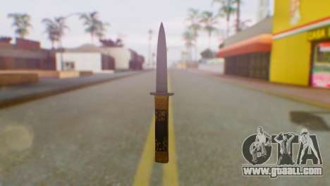 GTA 5 VIP Switchblade for GTA San Andreas second screenshot