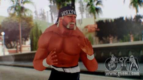 Holy Hulk Hogan for GTA San Andreas