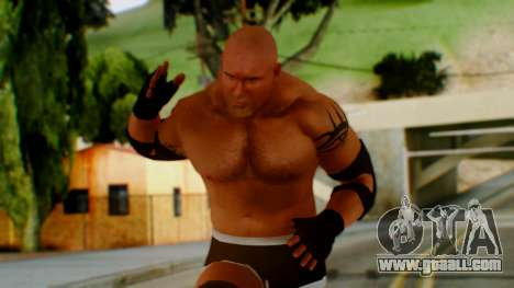 Goldberg for GTA San Andreas
