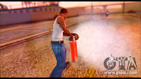 The Best Effects of 2015 for GTA San Andreas seventh screenshot
