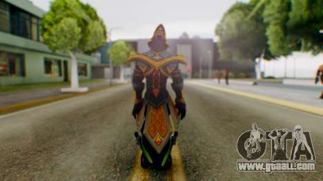 Masteryi League of Legends Skin for GTA San Andreas third screenshot
