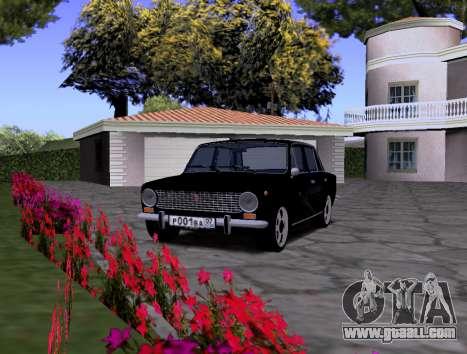 VAZ 2101 KBR for GTA San Andreas right view
