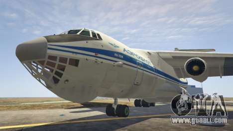 GTA 5 The IL-76 v1.1