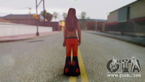Micki James for GTA San Andreas third screenshot