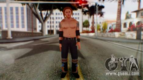 Heath Slater for GTA San Andreas second screenshot