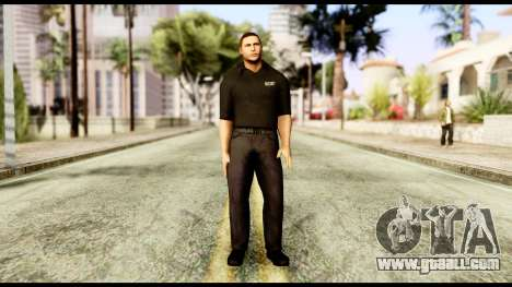 WWE SEC 2 for GTA San Andreas second screenshot