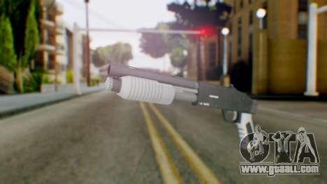 GTA 5 Sawed-Off Shotgun - Misterix 4 Weapons for GTA San Andreas