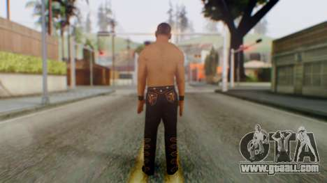 Jinder Mahal 2 for GTA San Andreas third screenshot