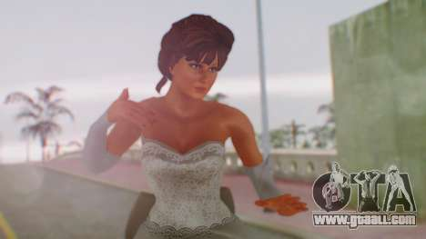 Miss Elizabeth for GTA San Andreas