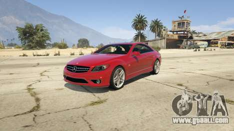 Mercedes-Benz E63 AMG v2.1 for GTA 5