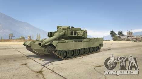 K2 Black Panther for GTA 5